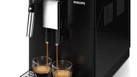 Espresso Philips EP3510/00 černé + DOPRAVA ZDARMA