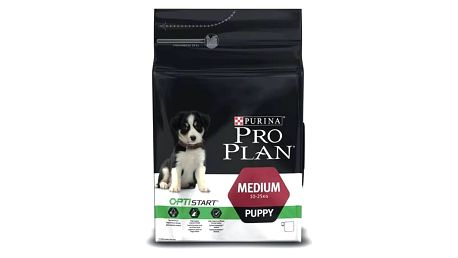 Granule Purina Pro Plan MEDIUM PUPPY 3 kg