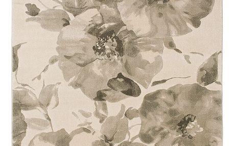 Šedobéžový koberec Universal Opus Gris, 160x230cm - doprava zdarma!