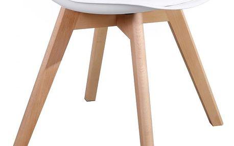 Jídelní židle Nevada PP-26 bílá 1471
