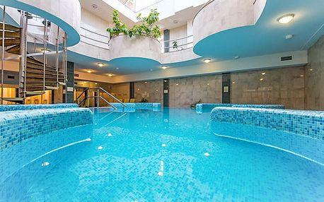 Hotel Vital****, 4* relax v oblíbeném lázeňském městě s polopenzí a wellness