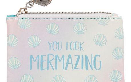 Peněženka na drobné Sass & Belle Mermaid