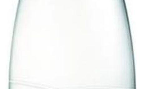 Světlemodrá skleněná lahev ReTap s doživotní zárukou, 500ml