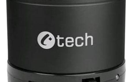 Přenosný reproduktor C-Tech SPK-04B (SPK-04B) černý