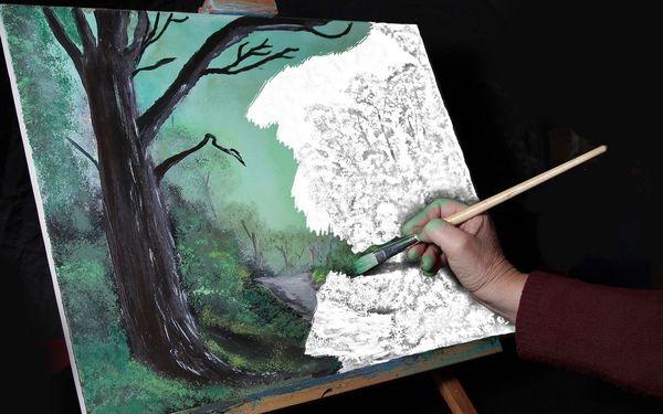 Kurz kresby a malby pro dospělé začátečníky