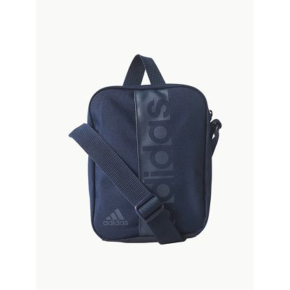 Taška adidas Performance LIN PER ORG Modrá