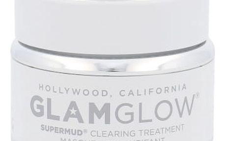 Glam Glow Supermud 50 g pleťová maska pro ženy
