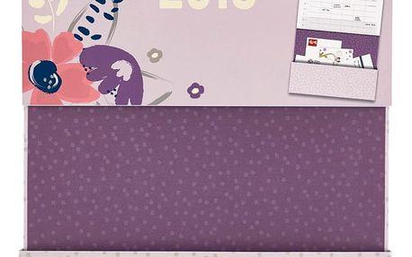 Kapesní kalendář Busy B Pocket 2018