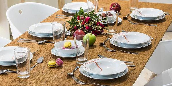 Banquet Pastelle sada talířů, 18 ks3