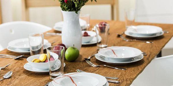 Banquet Pastelle sada talířů, 18 ks4