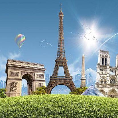 3denní zájezd pro 1 do Paříže a německých lázní Amberg