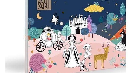 Omalovánky Mon Petit Art Contes