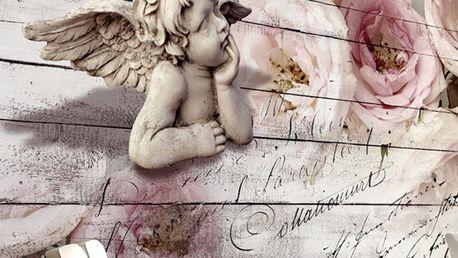 Velkoformátová tapeta Artgeist Angel And Calm, 350x245cm - doprava zdarma!