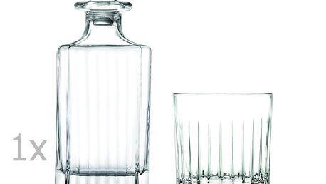 Set karafy a 6 sklenic RCR Cristalleria Italiana Giustina
