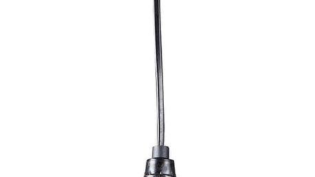 Modré stropní stínidlo Novita Blue
