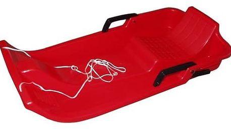 Boby Acra UFO plastové červené