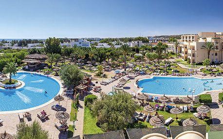 Tunisko, Port El Kantaoui, letecky na 8 dní