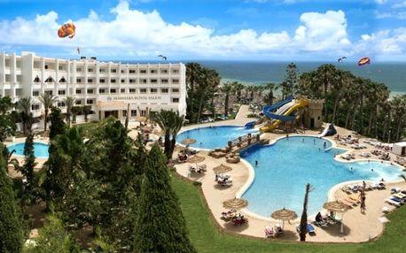 Tunisko, Sousse, letecky na 8 dní