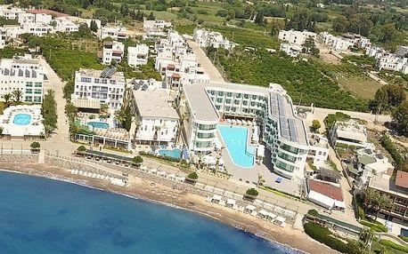 Turecko, Bodrum, letecky na 8 dní
