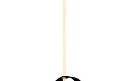 Černé stropní svítidlo Homemania Beno