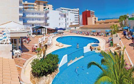 Španělsko, Mallorca, letecky na 4 dny