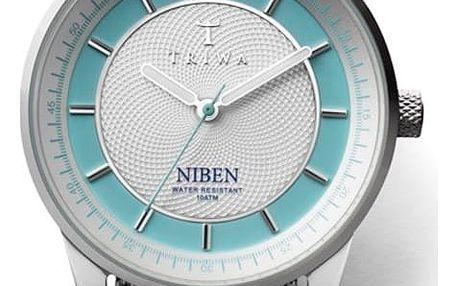 Unisex hodinky Triwa Azure Niben - doprava zdarma!