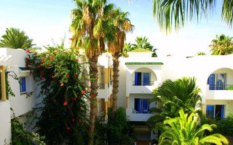 Tunisko, Hammamet, letecky na 8 dní
