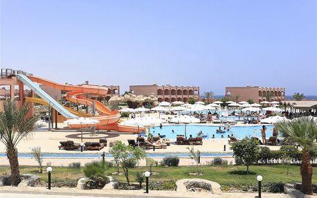 Egypt, Marsa Alam, letecky na 8 dní
