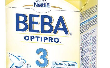 NESTLÉ BEBA 3 OPTIPRO (600 g) - kojenecké mléko