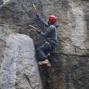 Minikurz horolezectví s mačkami a cepíny