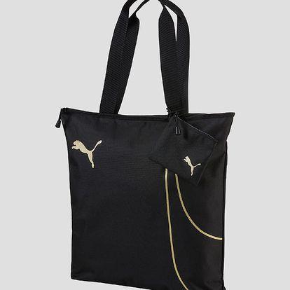 Taška Puma Fundamentals Shopper Černá
