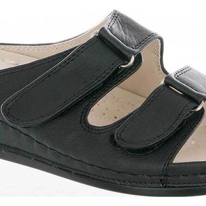 Dámské pantofle KOKA zdravotní boty na suchý zip