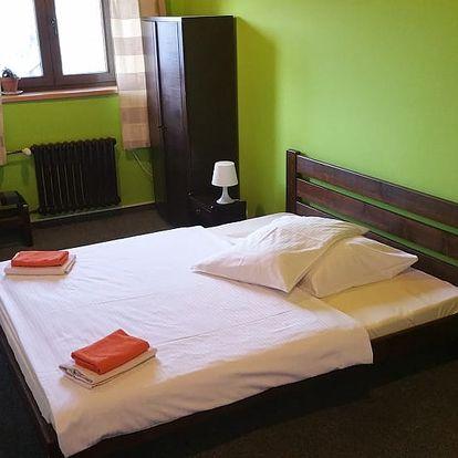 Ubytování v Harrachově na 3 dny pro 2 osoby s polopenzí