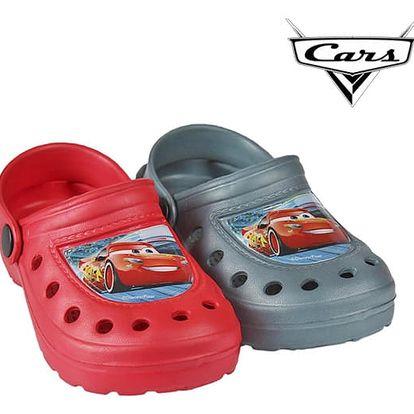 Plážové Pantofle Auta