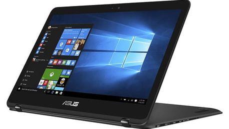 Notebook Asus ZenBook Flip UX360UAK-DQ417T (UX360UAK-DQ417T) černý Software F-Secure SAFE, 3 zařízení / 6 měsíců + Monitorovací software Pinya Guard - licence na 6 měsíců v hodnotě 979 Kč + DOPRAVA ZDARMA