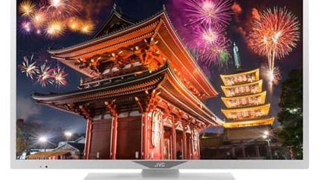 Televize JVC LT-32VW52J bílá + DOPRAVA ZDARMA