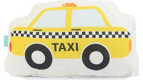 Bavlněný polštářek Mr. Fox Traffic, 40x30cm