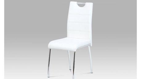 Jídelní židle DCL-401 WT Autronic