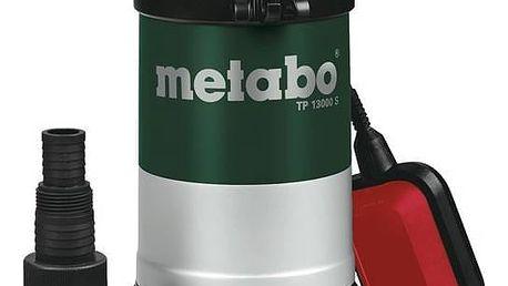 Čerpadlo ponorné Metabo TP 13000 S + Doprava zdarma