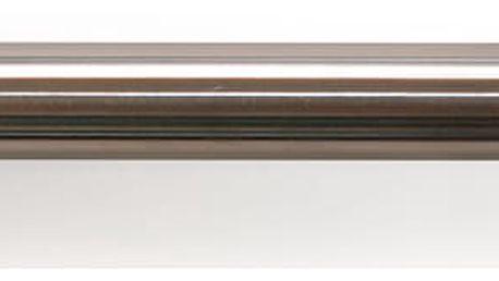 Gardinia Roztažitelná garnýž ocel Elipsa, 200 - 340 cm