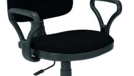 Kancelářská židle Bravo tmavě šedá