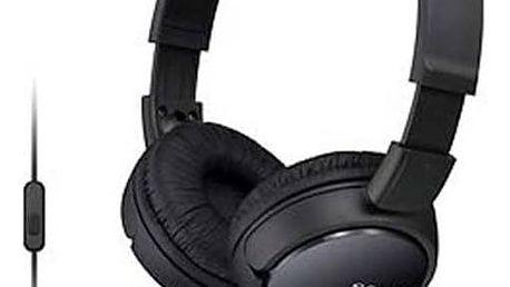 Sluchátka Sony MDRZX110APB.CE7 (MDRZX110APB.CE7) černá