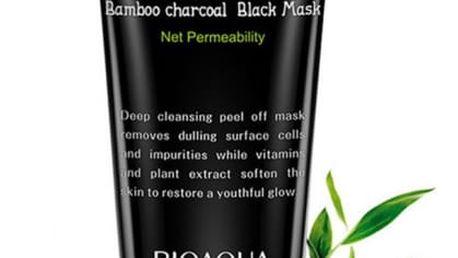 Hloubkově čistící slupovací maska proti černým tečkám - 60g