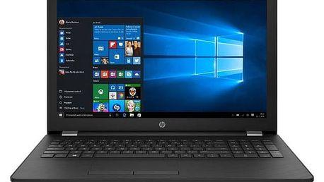 Notebook HP 15-bs101nc (2WB35EA#BCM) černý Software F-Secure SAFE 6 měsíců pro 3 zařízení (zdarma) + Doprava zdarma