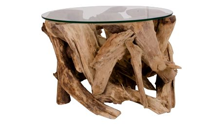 Konferenční stolek z teakového dřeva House Nordic Grand - doprava zdarma!