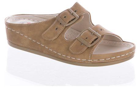 Dámské pantofle KOKA zdravotní boty