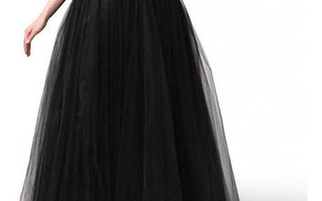 Maxi dlouhá sukně na léto