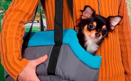 Látková Přepravní Taška pro Zvířata