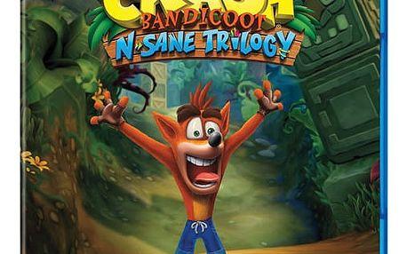Hra Activision Crash Bandicoot N.Sane Trilogy (CEP411501)