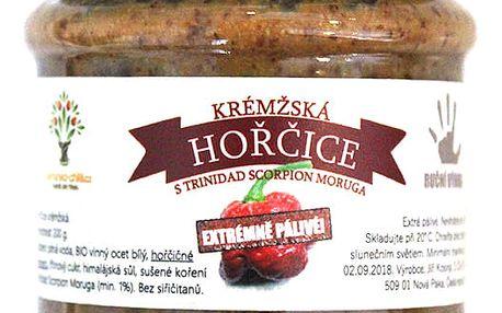 Krémžská hořčice s Morugou